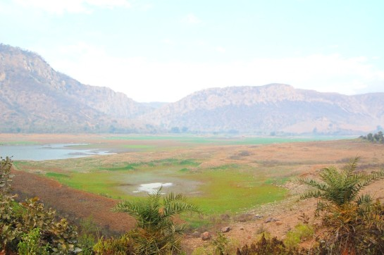 Aravalli Hills Ajmer