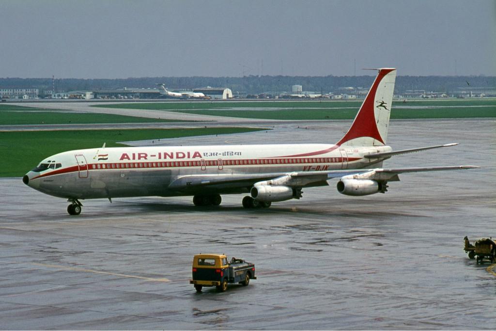 Air India Airways | Image Resource : wikimedia.org